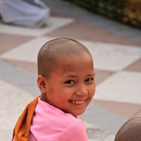 Шведагон.Янгон.Бирма. :: Лариса Борисова
