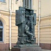 Памятник солдатам Первой мировой :: Сергей Карачин