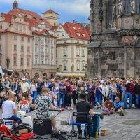 Live in Prague :: Максим Дорофеев
