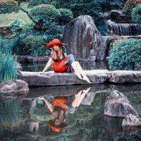 Японский пруд2 :: Slava Hamamoto