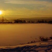 Вечерний туман :: Анатолий Иргл