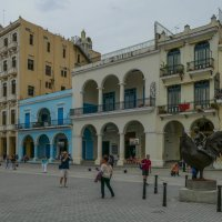 Пласа Виеха (Старая площадь), Гавана, Куба :: Юрий Поляков