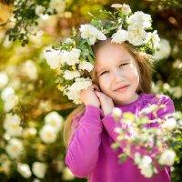 Цветочная фея :: Сильвия Михеева