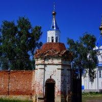 Елабуга. Женский монастырь. :: Алексей Golovchenko