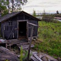 Там где рождаются рыбацкие байки.)) :: Ирэна Мазакина