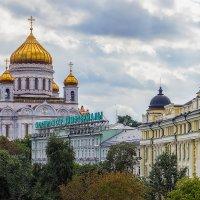 Москва. Храм Христа Спасителя. :: В и т а л и й .... Л а б з о'в