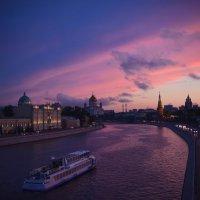 Закат 09.06.2016 :: Илья Сердитов
