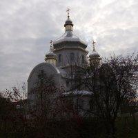Православный  храм  в  Богородчанах :: Андрей  Васильевич Коляскин