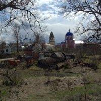 Весна в городке. :: IRINA VERSHININA