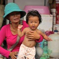 Дети Бирмы. :: Лариса Борисова
