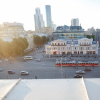 Екатеринбург :: Павел Ребрук