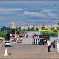 ВЪЕЗД  ВО ВЛАДИМИР С ВОСТОКА :: Валерий Викторович РОГАНОВ-АРЫССКИЙ
