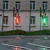 Красный?.. Зелёный!!! :: Кай-8 (Ярослав) Забелин