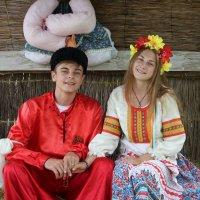 Жених и невеста :: Marina K
