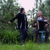 Каникулы в деревне :: Вадим Лысенко