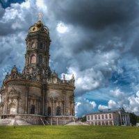 Церковь усадьбы Дубровицы :: Сергей Семак