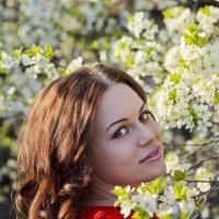 Весенняя :: Елена Пчелкина