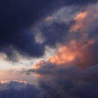 Грозовое небо :: Антонина Гугаева