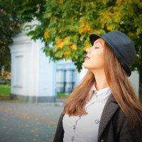 Портрет на фоне осени :: Avada Kedavra!