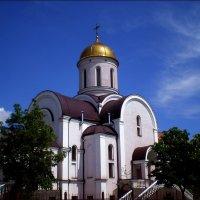Свято- Троицкий Храм :: Татьяна Пальчикова