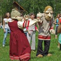 Русское народное гуляние :: Александр Петров