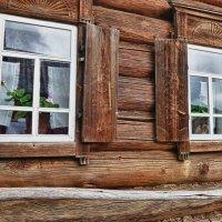 Фрагмент уральской усадьбы :: Светлана Игнатьева