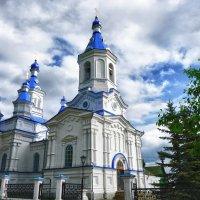 Екатерининская церковь. г. Алапаевск :: Светлана Игнатьева