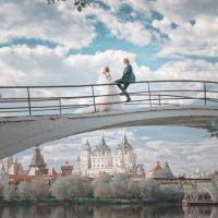 На мостике :: Дмитрий Додельцев