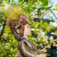 Леди и цветы :: Света Кондрашова