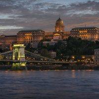 Королевский дворец в Будапеште :: Борис Гольдберг