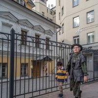И где они, маленькие детские качели?... :: Ирина Данилова