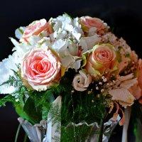 Свадебные цветы ... :: Владимир Икомацких