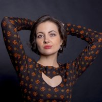 Портрет девушки :: Юрий Шапошник