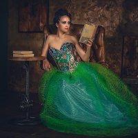 В библиотеке :: Виктор Седов