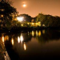 штиль на озере :: Дмитрий
