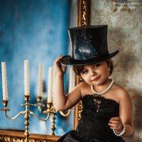 Маленькая модель :: Юлия Самсонова