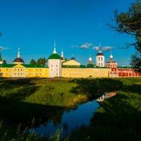 Николо-Пешношский монастырь в Дмитровском районе Московской области :: Alexander Petrukhin