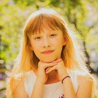 Солнечная девченка ) :: Anna