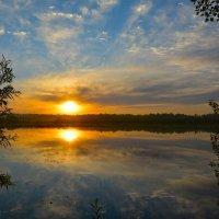 Вода прибывает. :: Валерий Медведев
