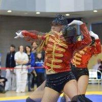 Танец спортивный :: maxihelga ..............