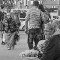 Они такие разные, наши бабушки. :: Надежда Ивашкина