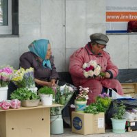 Локальные базары :: Нина