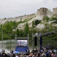 Очень красивая концертная площадка :: Николаева Наталья