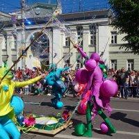 Творческая группа The Пузыристер's, :: Чария Зоя