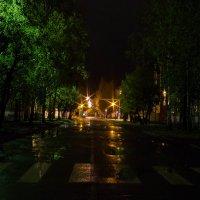 Ночная улица :: Игорь