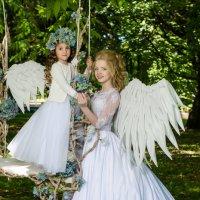ангелочки :: Оксана Холод