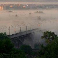 Туман над Клязьмой! :: Владимир Шошин
