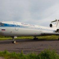 Ту-154Б-2  ATLANT-SOYUZ :: Роман Царев