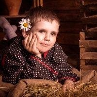 первый парень на деревне :: Алексей Григоров