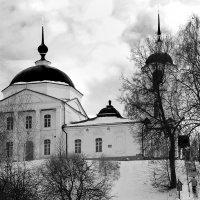 Дорога в храм :: Марина Кузнецова